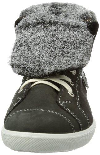Ricosta - 5120300, Sneaker alte Bambina Grigio (Grau (anthra 487))