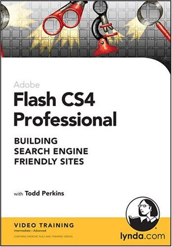 Flash CS4 Professional Building Search Engine Friendly Sites (Mac/PC CD) (Cd Pc-engine)