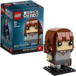 LEGO BrickHeadz - Hermione Granger, Multicolore, 41616