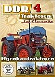 DDR Traktoren - Teil 4: Eigenbautraktoren im Einsatz