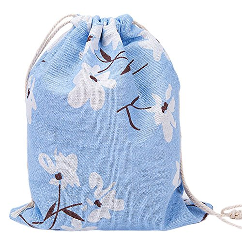 fablcrew Aufbewahrungstasche Schultertasche Narzissen Sack Tasche Kordelzug Rucksack Tasche für Reise Sport (Schultertasche Square)