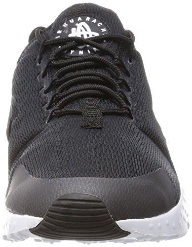 Nike Donna W Air Huarache Run Ultra scarpe sportive Bianco (Blanco (Black / White))