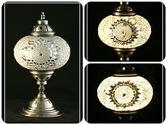 Lampe de table petits l/oriental mosaïque lampe sur pied mosaiklampe samarkand-lights