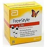 Freestyle Lite Str Glicemia 25