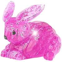 Aimitoysidy ABS Bausteine DIY Spielzeug Für Kinder Weiß / Rosa , pink preisvergleich bei kleinkindspielzeugpreise.eu