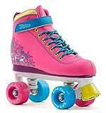 SFR Vision II Rollschuhe Disco Roller Kinder pink tropical Mädchen