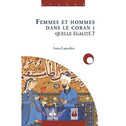 Femmes et hommes dans le Coran : quelle égalité ? (Etudes)