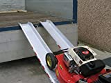Auffahrschienen mit Rand - Innere Breite 155mm - Traglast bis 1500kg