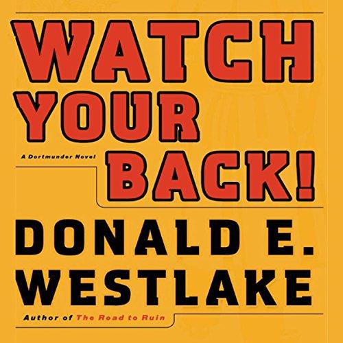 Watch Your Back!  Audiolibri