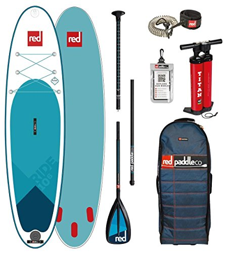 Red Paddle Co 2018 Ride 10'6 Inflatable Stand Up Paddle… | 05060345329940