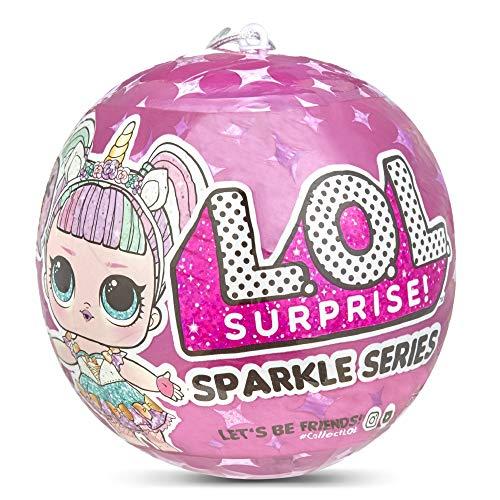Lol surprise! lol sparkle con sorprese e accessori - giochi preziosi [versione italiana]