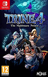 Trine 4: The Nightmare Prince SWITCH (B07PRHGQ4K) | Amazon price tracker / tracking, Amazon price history charts, Amazon price watches, Amazon price drop alerts