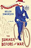 The Summer Before the War (Random House Large Print)