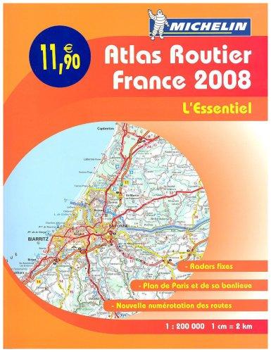 Atlas Routier France 2008 (Broche)
