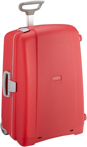 Samsonite - Aeris Upright Equipaje de Cabina 71 cm, 87.5 L, Rojo (Red)