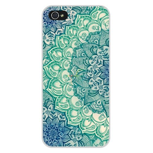 D9Q Kunst Muster Hard Case Back Cover Kunststoff Protector Haut Schild hülle für iPhone 5C (CUA-A) !Farbe 17