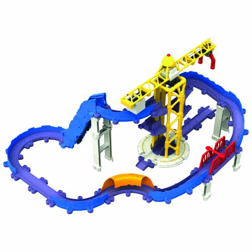 Image of Chuggington Stack Track Brewster's Big Build AdventureSet