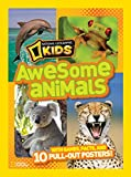 Awesome Animals : With Games, Facts, and 10 Pull-out Posters! (Awesome Animals)