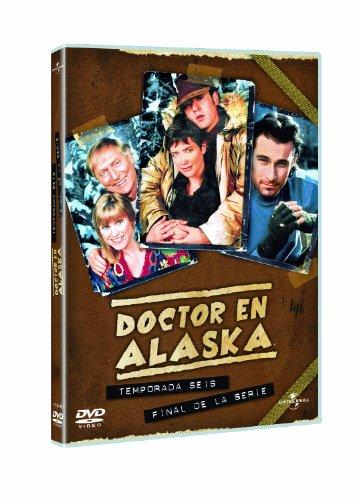 Doctor En Alaska - 6ª Temporada [DVD]