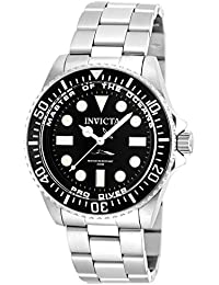 Invicta Pro Diver Men's Analogue Classic Quartz Watch with Stainless Steel Bracelet – 20119