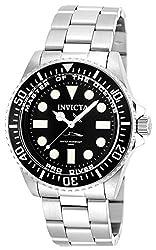 Invicta Pro Diver Men's Analogue Classic Quartz Watch With Stainless Steel Bracelet – 20119