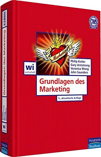 Grundlagen des Marketing (Pearson Studium - Economic BWL)