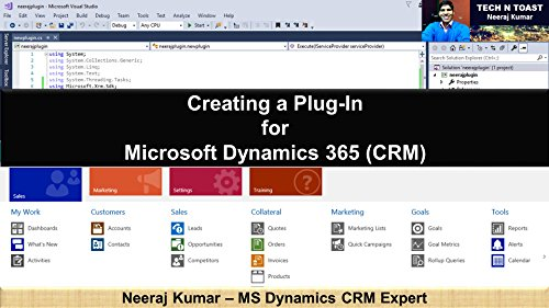 Creating a Plug-In for Microsoft Dynamics 365 (CRM)