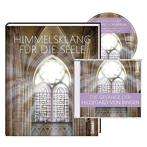 Buch mit CD »Hildegard von Bingen - Himmelsklang für die Seele«: Bilder, Lieder, Meditationen