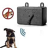 Volwco Dog Bark Control Devices, Mis à Jour Le Contrôle Ultrasonique D'écorce de Chien, 100% Pet & Human Safe Dispositif Anti-aboiement de Extérieur pour Petits/Moyens/Grands Chiens