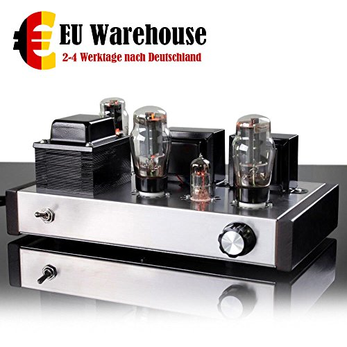 Nobsound Audio 6P3P Class A Single-Ended Tube Amplifier Stereo HiFi Röhrenverstärker