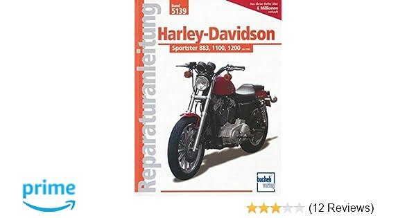 VertrauenswüRdig Haynes Handbuch Harley-davidson Sportster Reparaturanleitung/reparatur-handbuch Einfach Zu Reparieren Automobilia Anleitungen & Handbücher