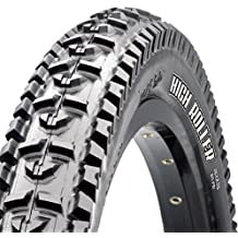 Maxxis High Roller Cubierta MTB, Unisex adulto, Negro, 26 x 2.10