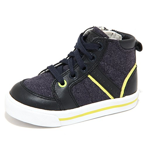 3806N sneakers bimbo HUGO BOSS blu sneakers kids [17]