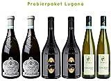 Probierpaket Lugana, Il Frati, Bulgarini, Limne | Weißwein aus Venetien | 6 x 0,75 L | trocken |