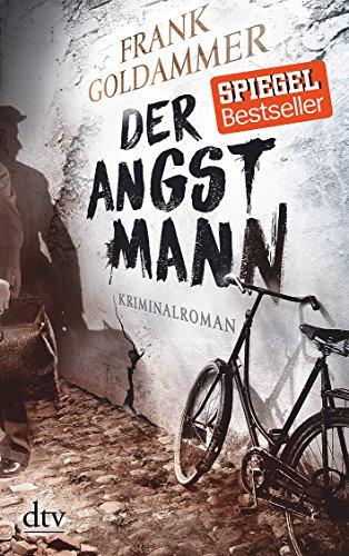 Der Angstmann: Kriminalroman (Max Heller)