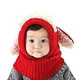 SHBUY Sombrero de bebé de Invierno 439370bb18f