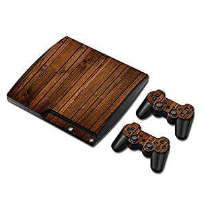 Linyuan ZY0033*Skin Sticker Vinyl Decal Cover fur PS3 PlayStation 3 Slim+2 Controllers