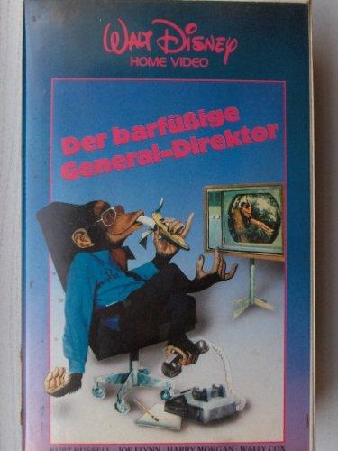 WD/im Vertrieb von Eurovideo Der barfüßige Generaldirektor