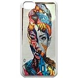 DIY Printed Audrey Hepburn case for iPhone 5C Case WCR7739722