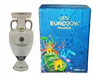 Geschenkbox Nachbildung TROFEO Euro 2016Fußballnationalmannschaft Frankreich–Offizielle Kollektion
