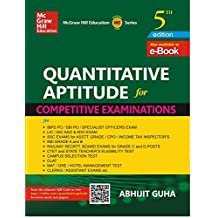 Quantitative ebook aptitude guha free download abhijit