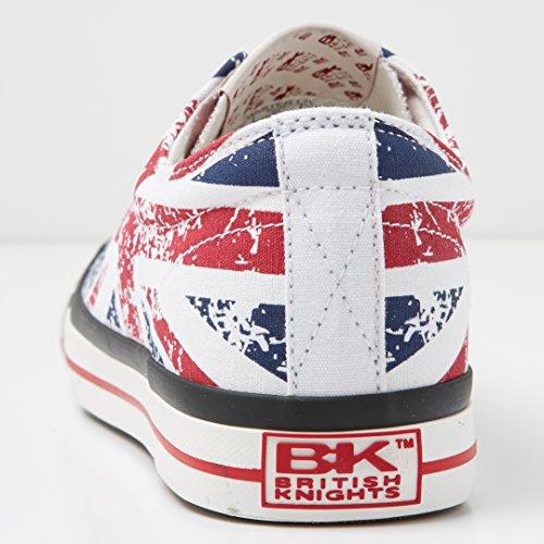 Chevaliers Britanniques Master Lo, Basse Uomo Union Jack