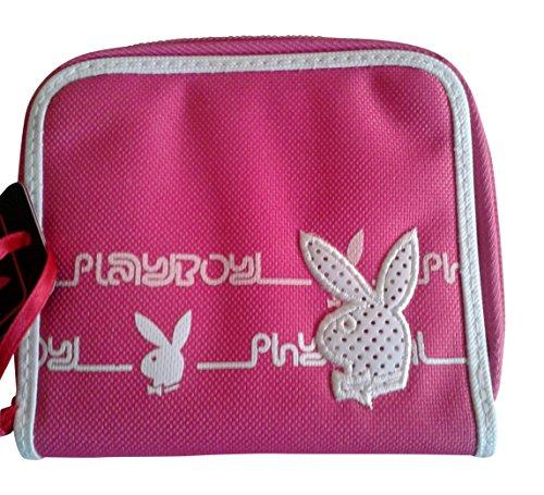 Playboy , Portamonete  Bambini Uomo rosa - Playboy Pink Bunny