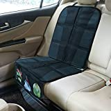 Best Car Seat Covers - Rovtop Car Seat Protector Protects with Organiser Pockets Review