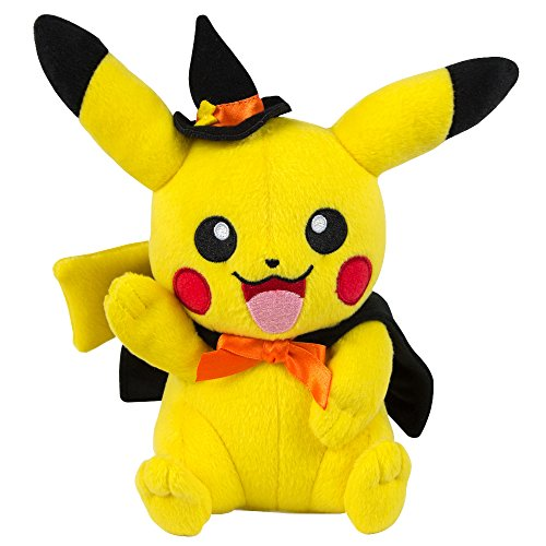 Pokemon Pikachu Halloween Plush - 20cm 8""