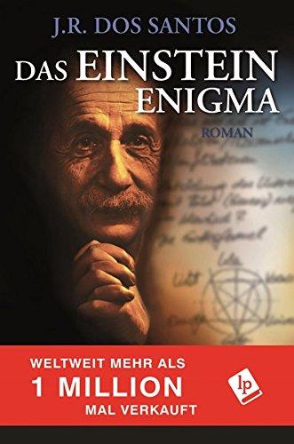 Buchseite und Rezensionen zu 'Das Einstein Enigma' von J.R. Dos Santos