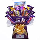 Best Hampers - Cadbury Variety Chocolate Bouquet - Sweet Hamper Tree Review