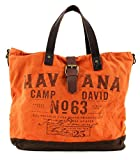 CAMP DAVID Ortega River City Shopper Orange