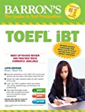 Barron's TOEFL iBT Internet-Based Test, w. CD-ROM (Barron's TOEFL IBT (W/CD))