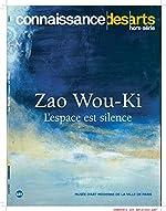 Zao Wou-Ki l'Espace Est Silence de Connaissance des Art